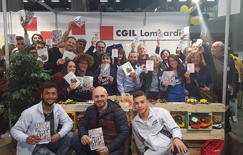 CGIL Lombardia a Fa' la cosa giusta! 2017