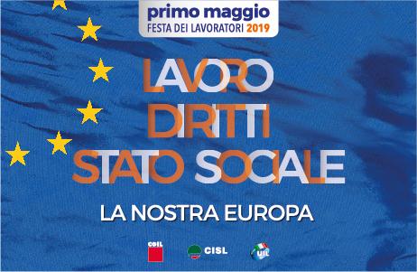 """""""Lavoro, diritti, stato sociale: la nostra Europa"""". Questo ..."""